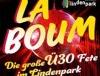 LA BOUM - Die große Ü30 Fete mit DJ Vermona Inferno